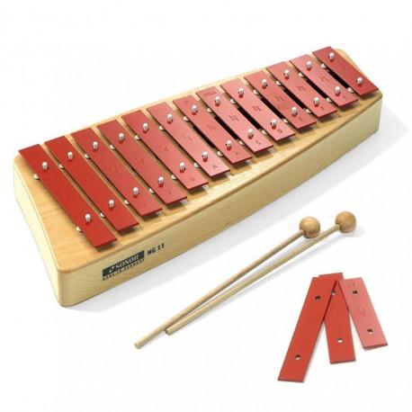 Sonor Alt Glockenspiel NG 11