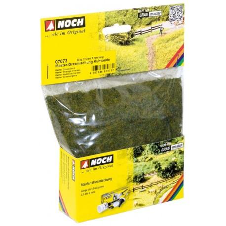 NOCH 07073 - Master-Grasmischung Kuhweide, 2,5 bis 6 mm