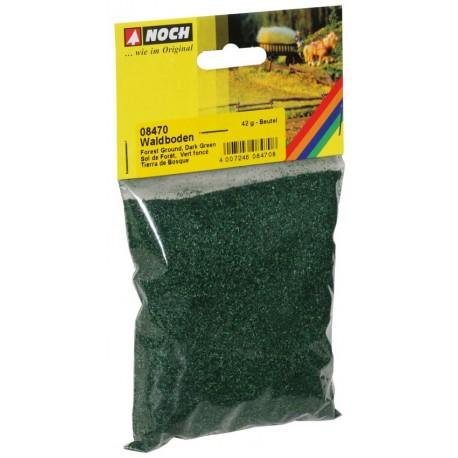NOCH 08470 - Streumaterial dunkelgrün