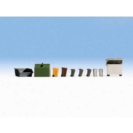 NOCH 14825 - Müllbehälter