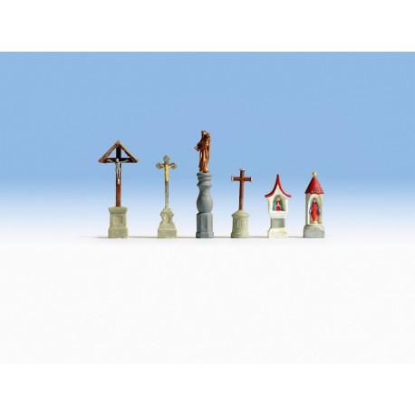NOCH 14870 - Marterl und Kreuze
