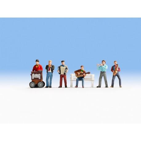 NOCH 15563 - Straßenmusiker