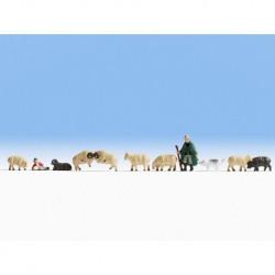 NOCH 15750 - Schafe und Schäfer