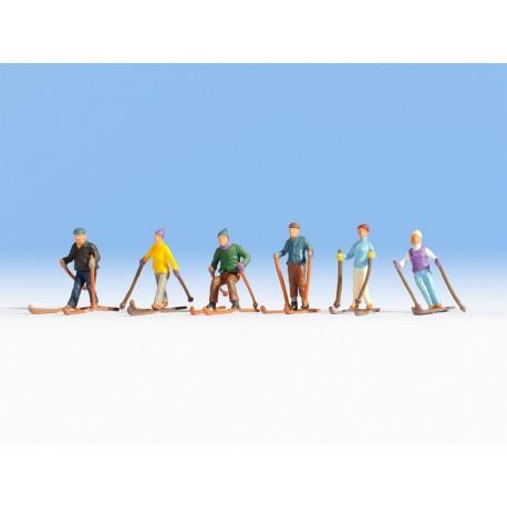 NOCH 15828 - Skifahrer