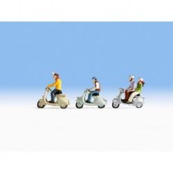 NOCH 15910 - Motorrollerfahrer