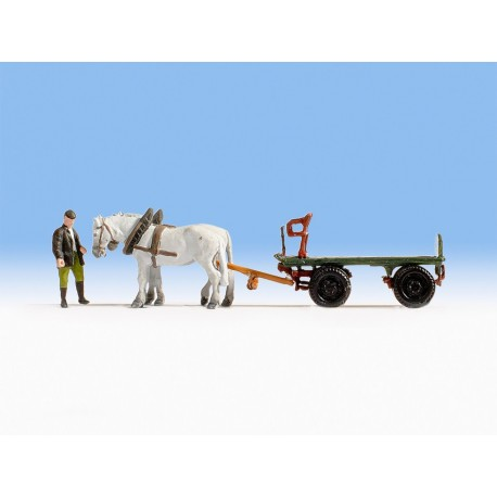 NOCH 16702 - Ladewagen