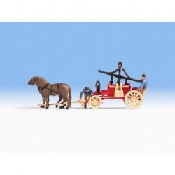 NOCH 16712 - Feuerwehrwagen
