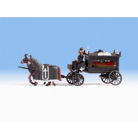 NOCH 16714 - Leichenwagen