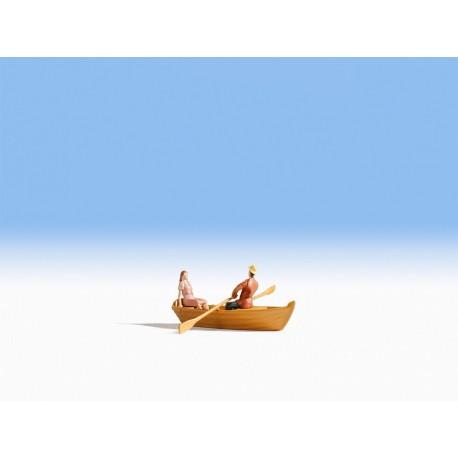 NOCH 16800 - Ruderboot