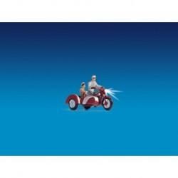 NOCH 17514 - Motorradfahrer, beleuchtet
