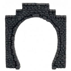 NOCH 34400 - Tunnel-Portal, 1-gleisig, 5,5 x 6,5 cm
