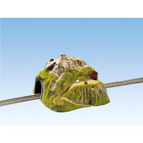 NOCH 34640 - Tunnel, 1-gleisig, gerade, 18 x 16 cm