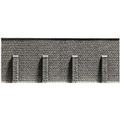 NOCH 34857 - Stützmauer, extra lang, 39,6 x 7,4 cm