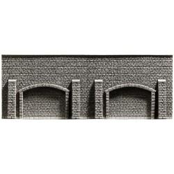 NOCH 34858 - Arkadenmauer, 19,8 x 7,4 cm
