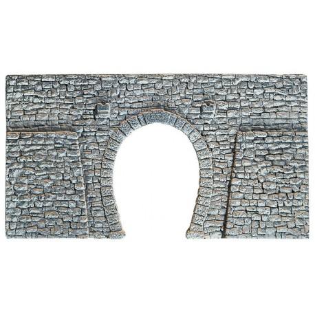NOCH 34937 - Tunnel-Portal, 1-gleisig, 16 x 9 cm