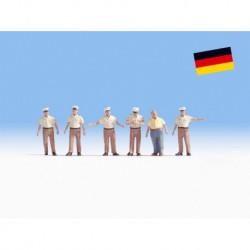 NOCH 36082 - Verkehrspolizisten Deutschland