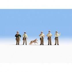 NOCH 36095 - Polizisten