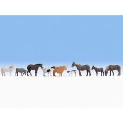 NOCH 36713 - Tiere auf dem Bauernhof