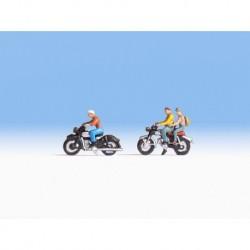 NOCH 36904 - Motorradfahrer