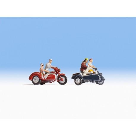 NOCH 36905 - Motorradfahrer