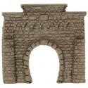 NOCH 44810 - Tunnel-Portal, 1-gleisig, 6,5 x 6 cm