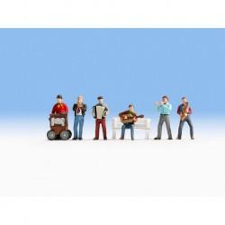 NOCH 45563 - Straßenmusiker