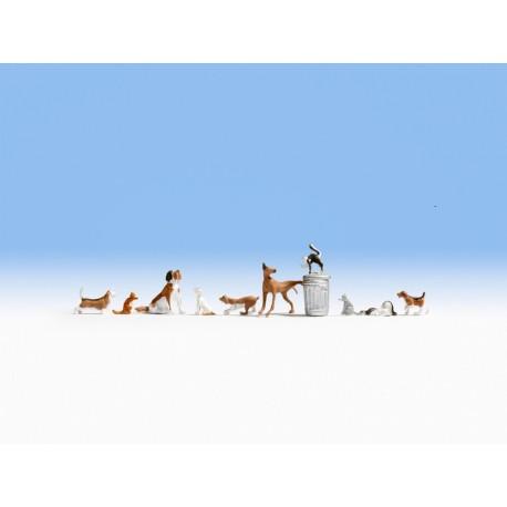 NOCH 45715 - Hunde und Katzen