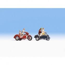 NOCH 45905 - Motorradfahrer