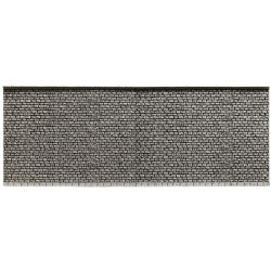 NOCH 48055 - Mauer, extra lang, 51,6 x 9,8 cm
