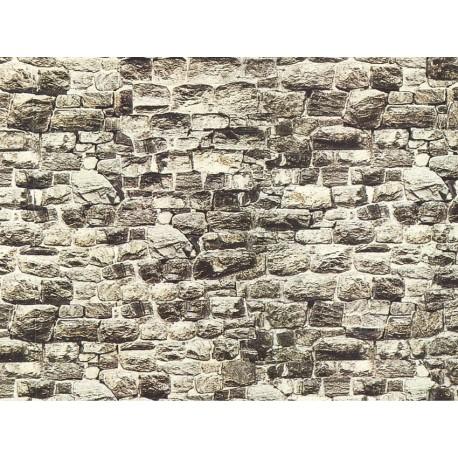 """NOCH 57510 - Mauerplatte """"Granit"""""""