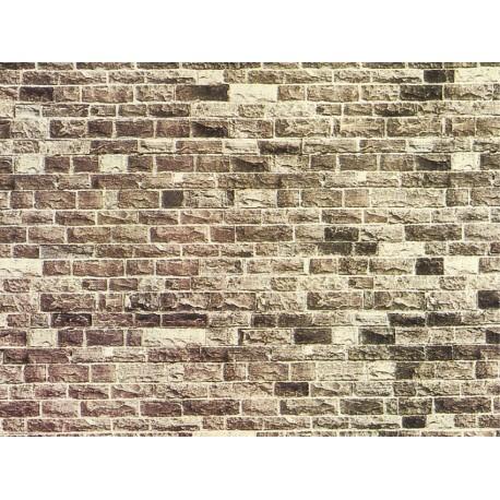 """NOCH 57530 - Mauerplatte """"Basalt"""""""