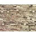 """NOCH 57720 - Mauerplatte """"Basalt"""", extra lang"""