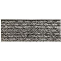 NOCH 58054 - Mauer, 33,4 x 12,5 cm