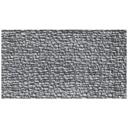 NOCH 58250 - Mauer, 23,5 x 12,5 cm
