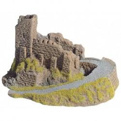 NOCH 58602 - Burgruine, 16 x 13 cm, 10 cm hoch