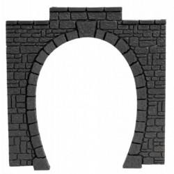 NOCH 60010 - Tunnel-Portal, 1-gleisig, 11 x 11 cm
