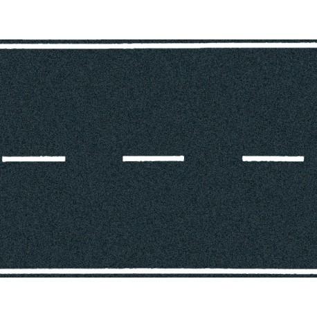 NOCH 60700 - Bundesstraße, Asphalt, 100 x 8 cm
