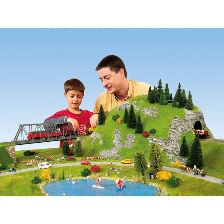 NOCH 60805 - Landschaftsbau-Bastelpaket