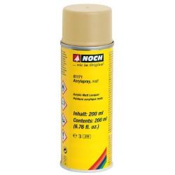 NOCH 61171 - Acrylspray, matt, elfenbein
