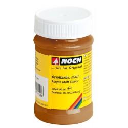 NOCH 61192 - Acrylfarbe, matt, ocker