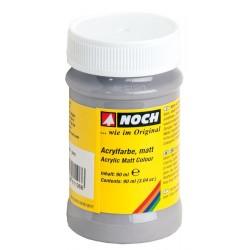 NOCH 61196 - Acrylfarbe, matt, grau