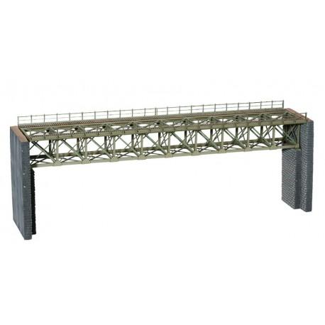 NOCH 67020 - Stahlbrücke, 37,2 cm lang