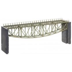 NOCH 67027 - Fischbauchbrücke, 36 cm lang
