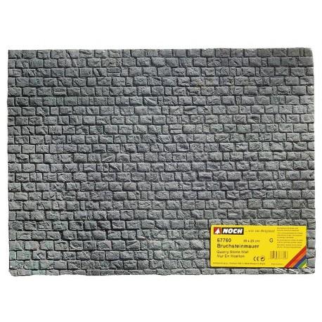 NOCH 67760 - Bruchsteinmauer