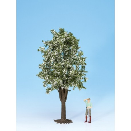 NOCH 68022 - Obstbaum, weiß blühend, ca. 30 cm hoch