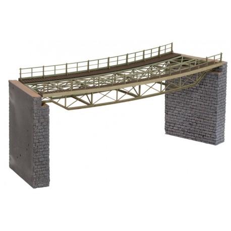 NOCH 67026 - Brückenfahrbahn, gebogen, Radius (R2) 437 mm