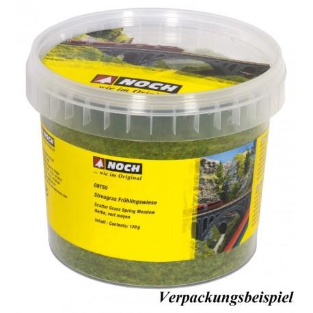 NOCH 08155 - Streugras Blumenwiese, 2,5 mm