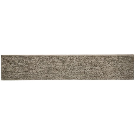 NOCH 58065 - Mauer, extra-lang, 66 x 12,5 cm