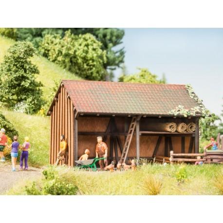 NOCH 66711 - Holzscheune