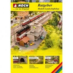 """NOCH 71910 - Ratgeber Modell-Landschaftsbau """"St. Sebastian"""""""